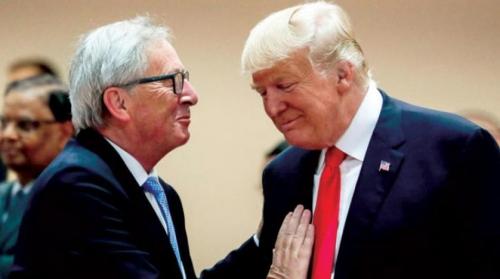 فتيل النزاع التجاري الأميركي ـ الأوروبي يشتعل بعد هدنة قصيرة