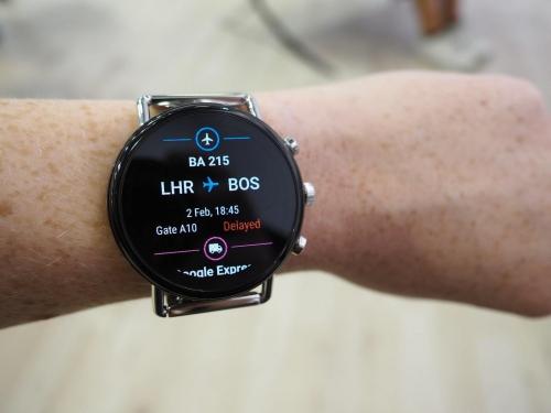 جوجل تؤكد انها لن تطلق ساعات ذكية هذا العام