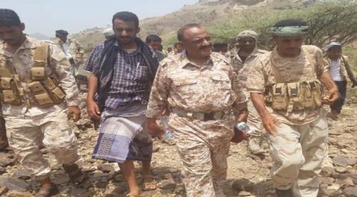 المليشيات الحوثية تتكبد خسائر كبيرة شرق مديرية الراهدة