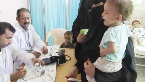 31 ألف شخص يستفيدون من مساعدات الإمارات في الحديدة