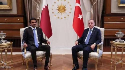 اتفاق جديد يستنزف قطر لصالح تركيا