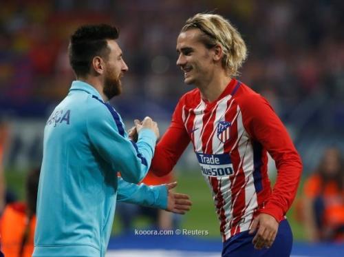 برشلونة وأتلتيكو مدريد يردان على الفيفا