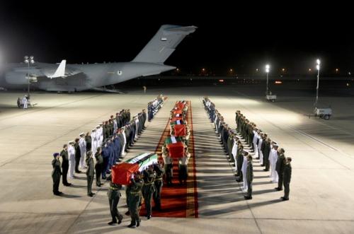 الإمارات تحيي ذكرى خيانة قطر بهاشتاج #غدر_4_سبتمبر