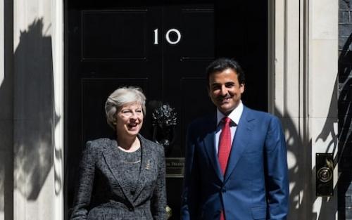 قطر تتلقى صفعة من بريطانيا بشأن صفقة عسكرية