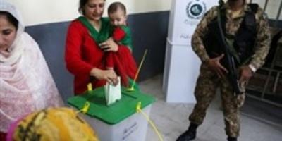 انتهاء التصويت في الانتخابات الرئاسية الباكستانية