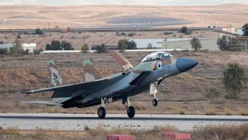 إسرائيل تؤكد شن 200 غارة في سوريا خلال 18 شهرًا