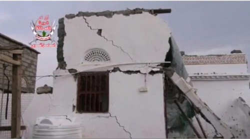 مليشيا الحوثي تقصف منازل المدنيين جنوب الحديدة