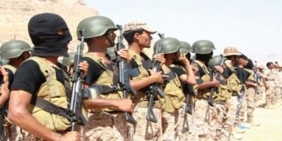 إصابة «5» جنود من قوات النخبة الحضرمية برصاص مندسين في تظاهرة المكلا
