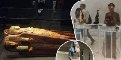 في عيد ميلاده الأول.. متحف اللوفر يضم مقتنيات فنية تعود لـ 3 آلاف سنة