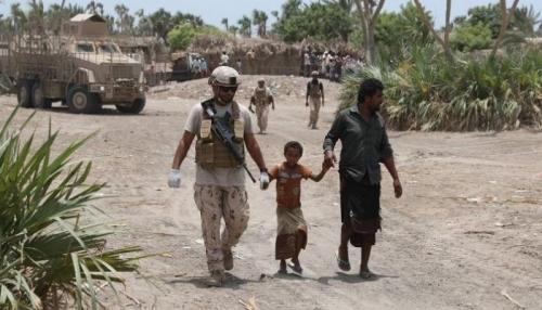 هؤلاء الأطفال ضحايا جدد لمليشيا الحوثي بالمحافظات اليمنية