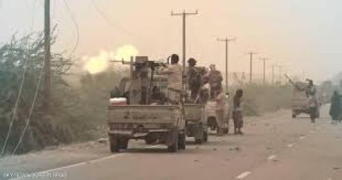 تعرف على المواقع المحررة حديثاً بالدريهمي من مليشيا الحوثي