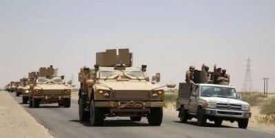 قوات التحالف العربي تدعو المواطنين بالحديدة الى عدم استخدام طريق كيلو ١٦