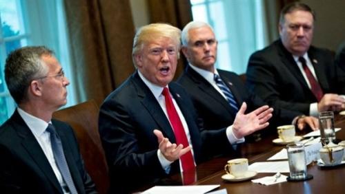 البيت الأبيض قد يلجأ لاختبار كشف الكذب لمعرفة مؤلف مقال نيويورك تايمز