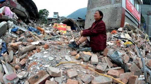 زلزال بقوة 5.9 درجة يضرب جنوب غربي الصين