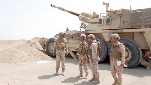 رئيس الأركان الإماراتي  يزور القوات المشاركة في عملية تحرير الحديدة