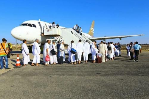 السعودية تكشف عن عدد الحجاج المغادرين للمملكة