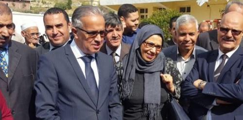 وفاة مسؤول جزائري بسكتة قلبية أثناء نشاط رسمي