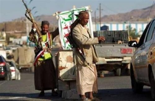 المليشيات تختطف 3 من أبناء النادرة في إب