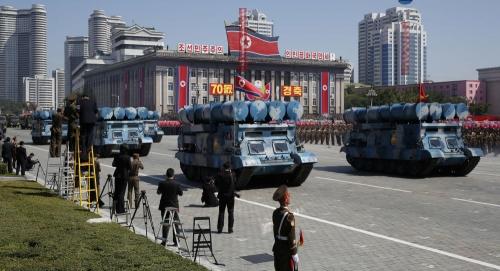كوريا الشمالية تفاجئ العالم بهذه الأسلحة