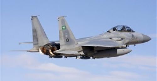 طيران التحالف يجدد قصفه لمواقع المليشيات في صرواح