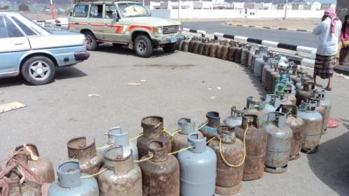 قرار طال انتظاره.. توصيل الغاز لكافة منازل تعز