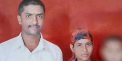 شاهد.. هندي يذبح زوجته ثم يأخذ رأسها إلى قسم الشرطة
