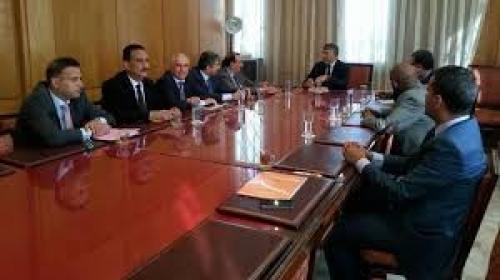 سفراء دول التحالف في تونس يستعرضون جهود تخفيف معاناة اليمنيين