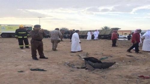 إصابة سعودية بمقذوف حوثي على نجران