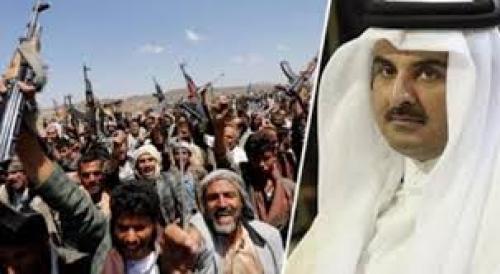 """بدعم """"إخواني حوثي"""".. قطر تخترق """"المؤتمر"""""""