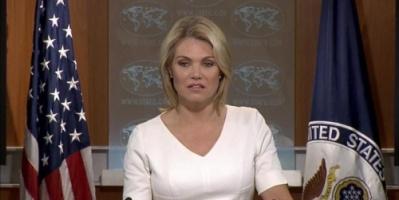 الخارجية الأمريكية: ندعم التحالف العربي في اليمن حتى التوصل لحل سياسي