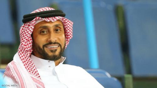 إعفاء سامي الجابر من رئاسة الهلال السعودي