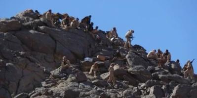 السيطرة على أكبر الجبال بمحافظة صعدة