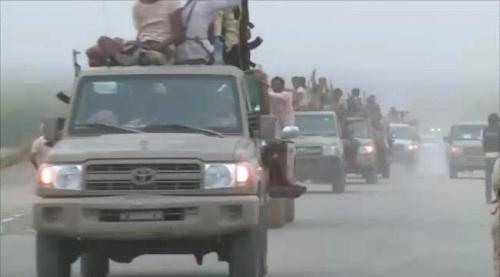 العمالقة تتقدم نحو الحديدة وتحاصر الحوثيين من جميع الاتجاهات