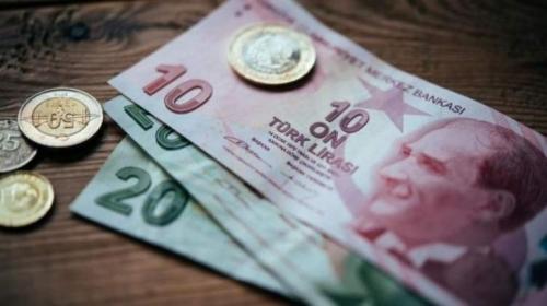 العملة التركية للخلف دُر في تداولات الأسبوع