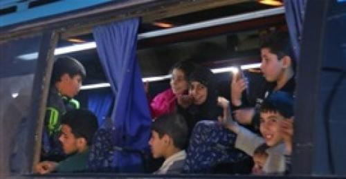 وزارة الهجرة العراقية تعلن إعادة 376 نازحا