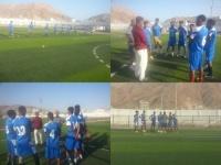 منتخب جامعة حضرموت يدشن استعداداته للمشاركة في البطولة العربية للصالات بأبوظبي