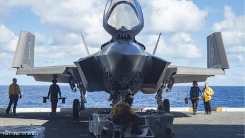 """""""درون الوقود"""".. خطة أميركا الجديدة لمقاتلات أكثر فتكا"""