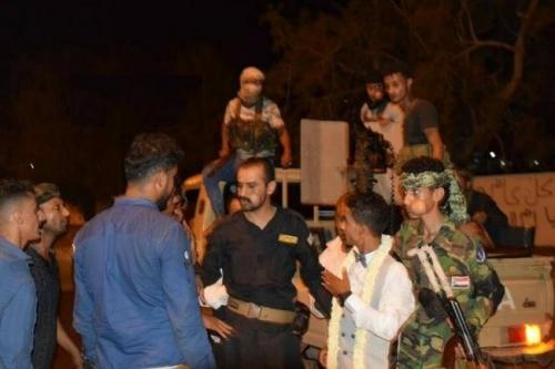 أمن عدن يعتقل عريسا بسبب إطلاق نار عشوائي