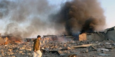 مقاتلات التحالف تجدد قصفها لمواقع حوثية بصعدة