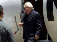 """جريفيث يغادر صنعاء بعد زيارة استمرت 3 أيام """" تفاصيل أوفى """""""