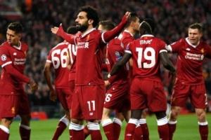فيديو.. ليفربول يدمر النادي القطري بدوري الأبطال