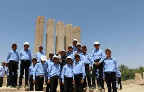 مركز الملك سلمان للإغاثة ينظم رحلة ترفيهية للأطفال بعد إعادة تأهيلهم في مأرب
