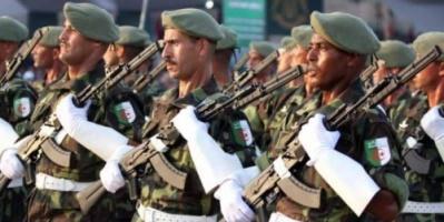 قائد جديد للقوات البرية في الجيش الجزائري