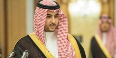 """خالد بن سلمان متوعدا إيران :  """"أمن البحر الأحمر من أمن المملكة"""""""