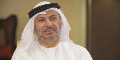 قرقاش: قطر وعزلتها موضوع ثانوي بالنسبة لـ  «ثورجية الجزيرة»