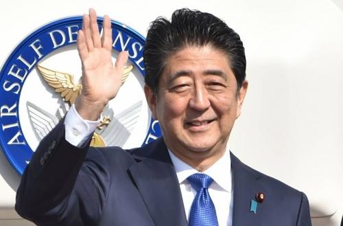للمرة الثالثة.. شينزو آبي رئيسا لوزراء اليابان