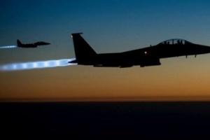 مقاتلات التحالف تواصل قصف مواقع الحوثيين في الحديدة