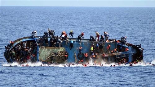 مصرع 86 شخصا في حادث غرق عبارة في بحيرة فيكتوريا بتنزانيا