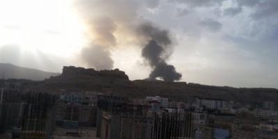 غارات مسائية للتحالف تستهدف مواقع الحوثيين شمال وشرق الحديدة