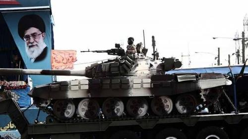 """""""قتلى وجرحى"""" بهجوم على عرض عسكري إيراني في الأحواز"""